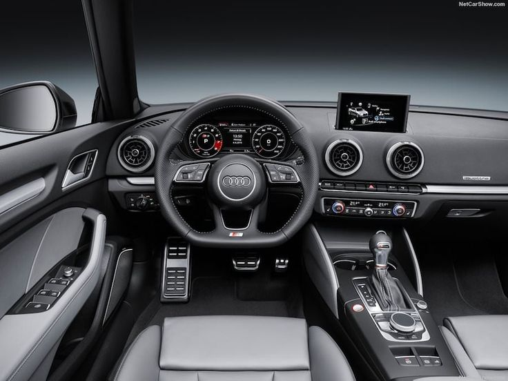 Audi S3 cabriolet 2017