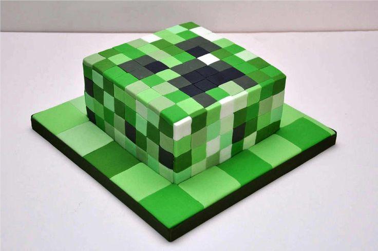 minecraft birthday cake ideas - Google Search
