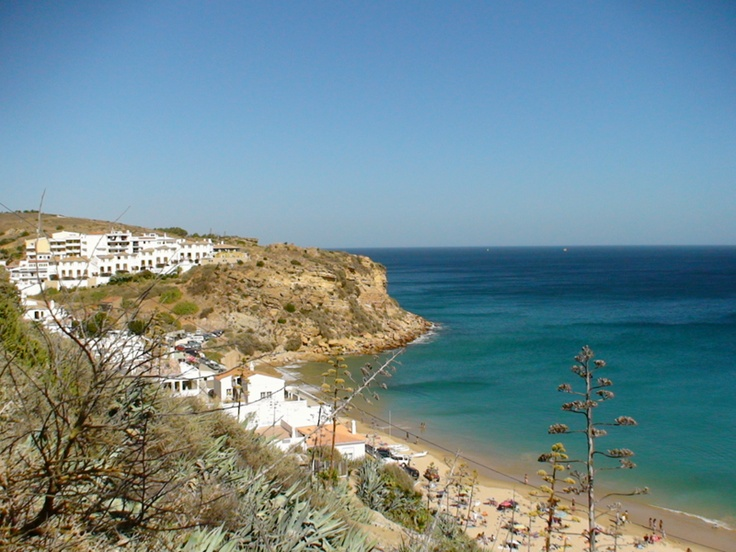 The beach Praia de Burgau is the most famous attraction because of its size and climate in the region. Around the area, people can walk in the fields belonging to the protected area and appreciate the natural landscape of Barlavento Algarvio. There is also a large presence of people during the night, especially in the summer (June to September) due to its Bars and cafes creating big movement on the most important streets.
