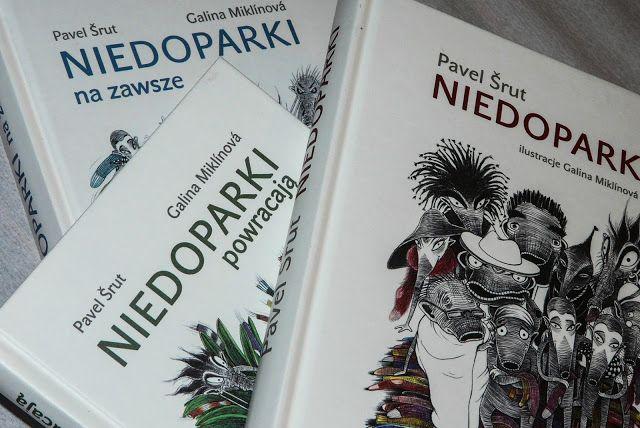 """""""Niedoparki"""" to lektura dla dzieci w wieku 6+ (...) Książka jest tak zabawna (czeski humor) i dynamiczna (...) Ale kim właściwie są owe Niedoparki? To stworzenia żywiące się skarpetkami, ale zawsze tylko jedną z danej pary. via Maluszkowe inspiracje"""