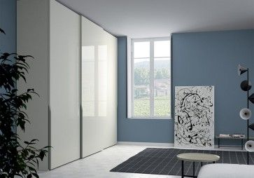 Manhattan door, 4 doors Pianca wardrobe | lartdevivre - online furnishing