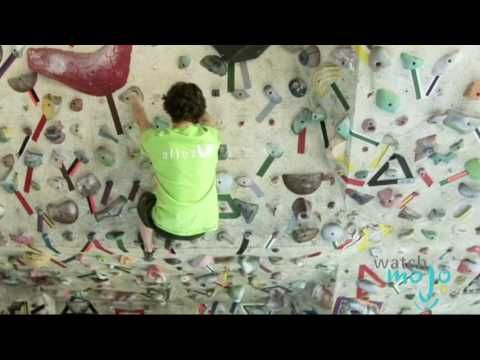 Introduction to Boulder Climbing