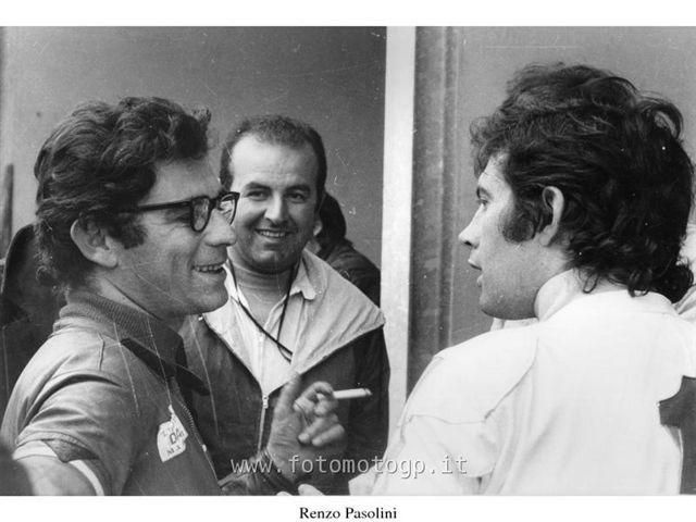 Renzo Pasolini, Giacomo Agostini