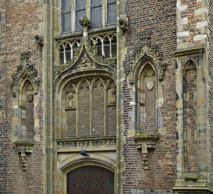 St. John's Church, Gouda, Netherlands. (Photo by ilvic 2006-10-01-10).