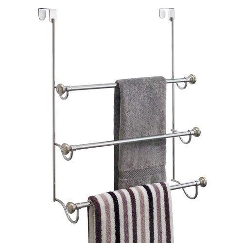 Found it at Wayfair - York Over The Door Towel Rack