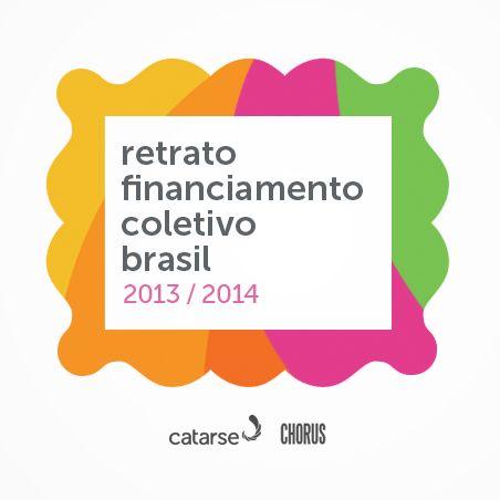 Confira a primeira e maior pesquisa já feita sobre o cenário do financiamento coletivo brasileiro. A #rfcbr 2013 é fruto da parceria entre Catarse, maior plataforma de crowdfunding do Brasil e Chorus,  empresa de pesquisa com foco em projetos ligados à cultura e sociedade.