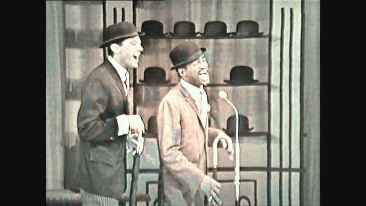 Sammy Davis,  Jr. and Lionel Blair Perform at Royal Variety Performance ...