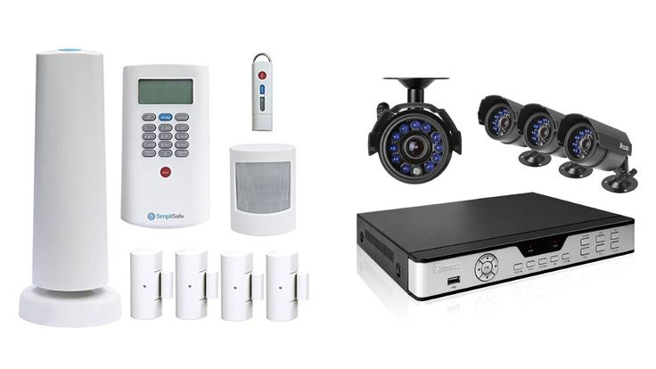 Top 10 Best Home Security Systems Reviews 2016 | Best Home Security Camera Systems