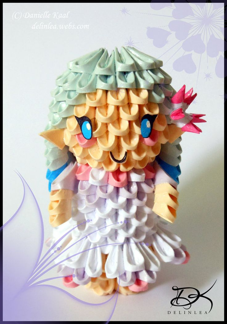 3d Paper Heart Craft: 1000+ Images About 3d Origami On Pinterest