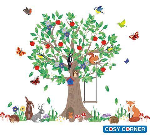 Υπέροχη σύνθεση που απευθύνεται σε αγόρια και κορίτσια όλων των ηλικιών, με 123 αυτοκόλλητα τοίχου! http://goo.gl/bA3Kma