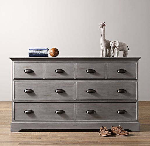 Restoration Hardware Outlet Halton Hills > end of May > 40% off sale items > Marlowe Wide Dresser