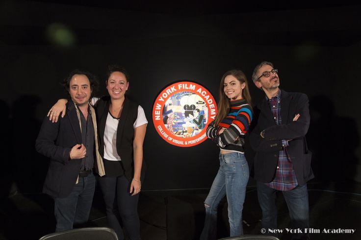 "NYFA Dean of Academic Advising Screens His Newest Film ""The Rachels"""