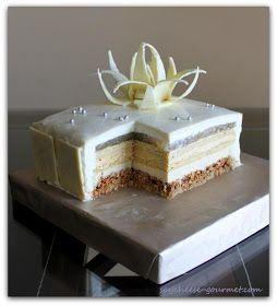 Кулинарный блог Say Cheese: Торт V8 от Адриано Зумбо