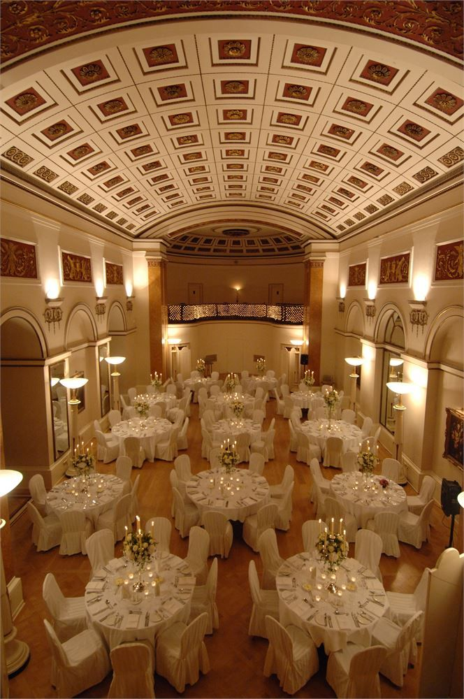 The Lansdowne Club Wedding Venue London West