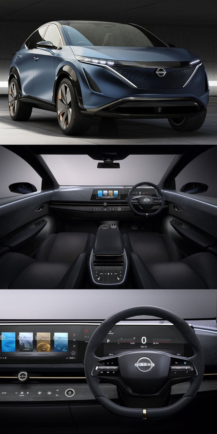 Nissan Rules Out TabletStyle Dashboard Displays. The