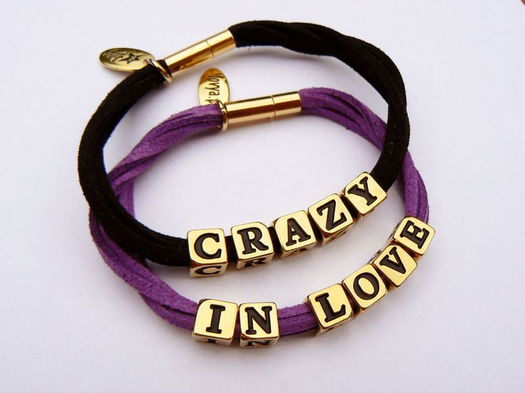 Bracelets CRAZY IN LOVE from LOVYA