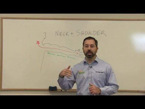 Neck Pain, Shoulder Pain AND Pain in Your Arm? #ShoulderTips