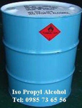 Iso Propyl Alcohol, IPA, CH3CHOHCH3