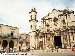 cuba - Wonderful old buildings.: Cuba 12305, Cuba A, Cathedral Havana Cuba, Google Images, Cosas Cubanas, Bout Cuba, Churches Cathedrals Monasteri, Church Cathedrals, Cathedrals Havana Cuba