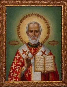 Advent Day 06 – The Feast of St Nicholas