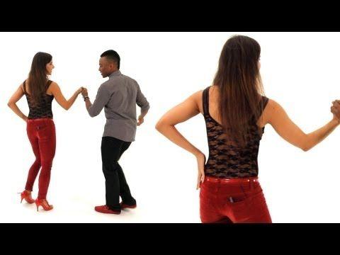 Bachata Basic Corner-to-Corner | Bachata Dance