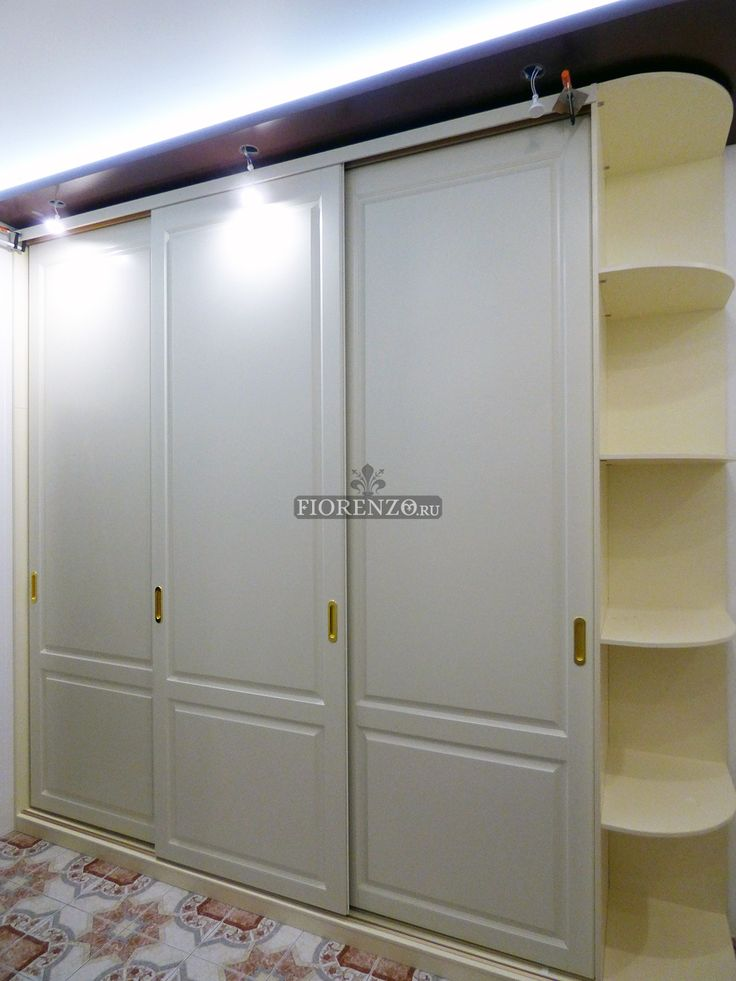 Классический шкаф-купе