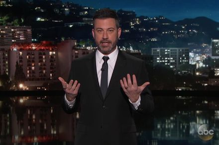 Jimmy Kimmel Skewers Trump Over Tensions With Chief of Staff