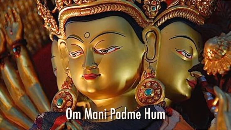 Amazing Mantra Chanting of OM MANI PADME HUM by Yoko Dharma
