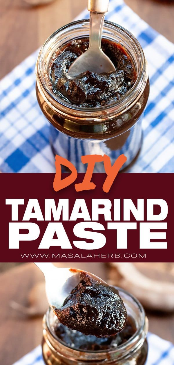 Diy Homemade Tamarind Paste From Tamrind Fruit Pulp This Paste Can Be Stroed Easily And Used For Variou Tamarind Paste Tamarind Recipes Tamarind Paste Recipes