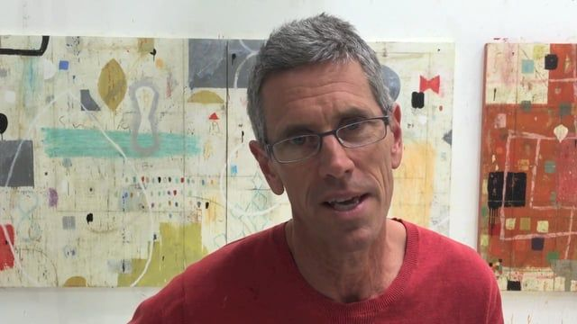 Nicholas Wilton describes the artists who influenced and inspired him to paint.