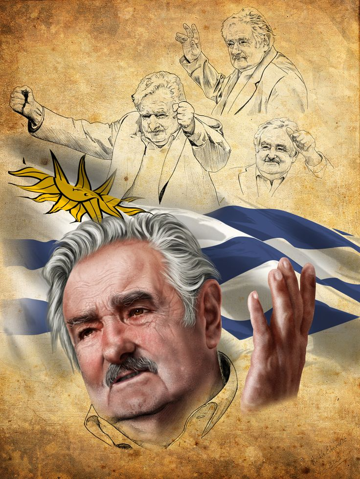 Pepe Mujica, ¡CHAPEAU PEPE! El presidente que donó casi el 90 por ciento de su sueldo a obras de caridad.