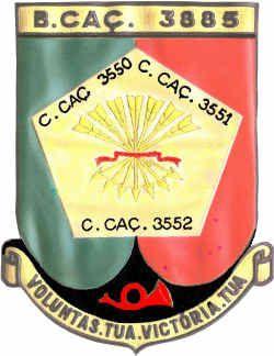 Companhia e Comando e Serviços do Batalhão de Caçadores 3885 Moçambique 1972/1974