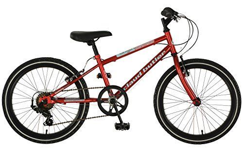 Claud Butler Origin 20`` Boys Bike - 6 Speed (2016) The Origin is a great looking bike. With its Cherry Red (almost anodized looking) paint job, it really stands out as the quality bike that it is. With the introduction o (Barcode EAN = 5060348412755) http://www.comparestoreprices.co.uk/december-2016-3/claud-butler-origin-20-boys-bike--6-speed-2016-.asp