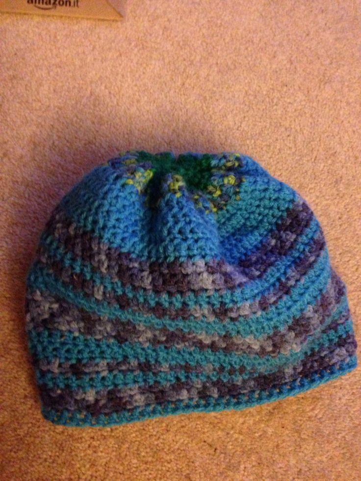 Made myself a hat