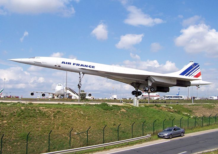 Concorde - never traveled on it but saw it taking off at London Heathrow.