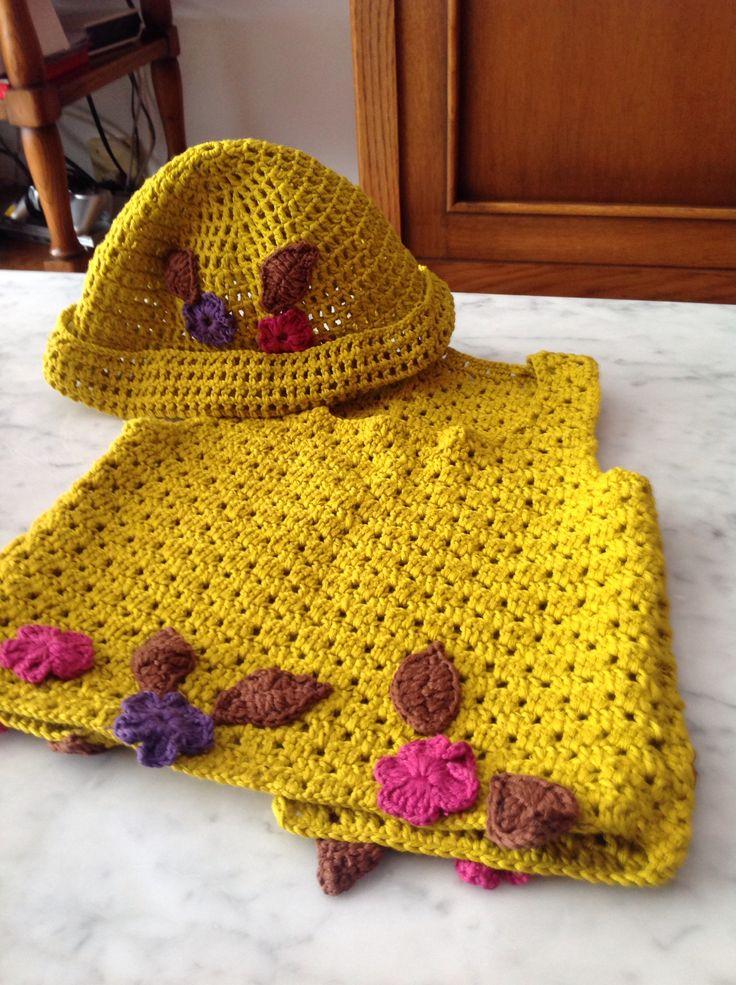Hecho de crochet para Valeria