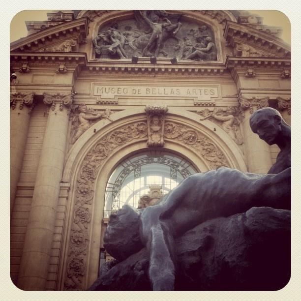 Museum of Fine Arts@Santiago de Chile