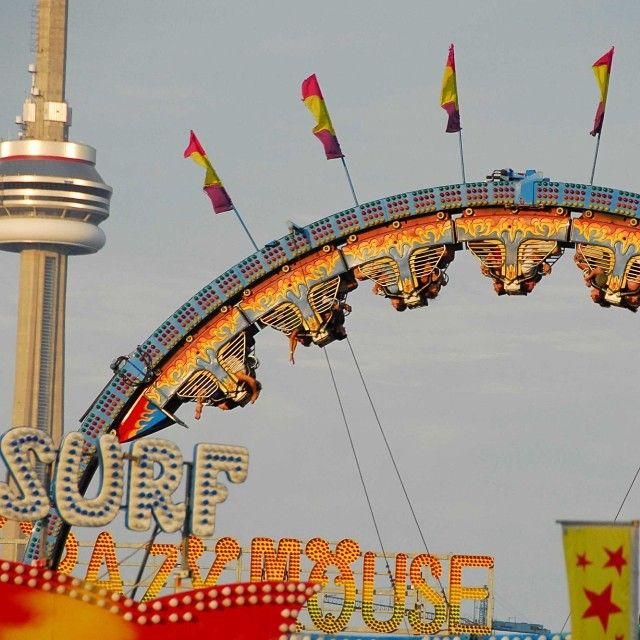 CNE - Canadian National Exhibition - http://theex.com/