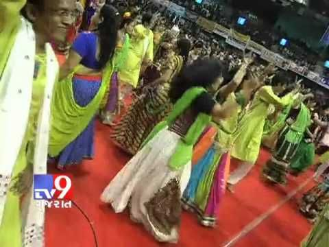 Tv9 Gujarat - Navratri celebration in Surat - laughspark.com