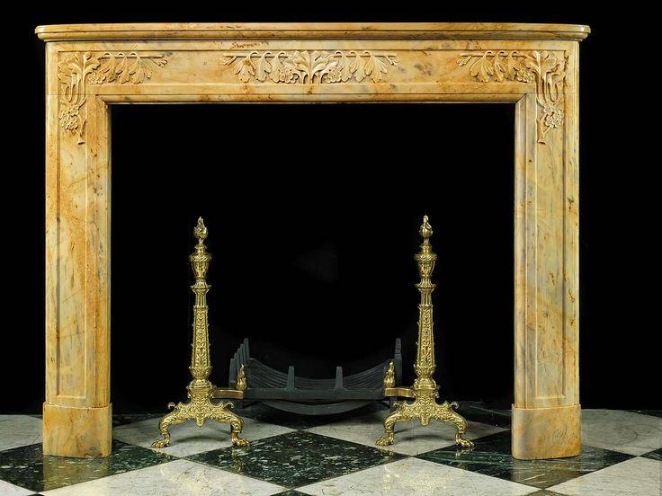 16 best Art Nouveau Art Deco and Fireplaces images on Pinterest