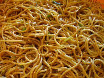 "Rezept: Spaghettisalat ""Renate"" (Vegan Bbq Rezepte)"