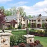 I could have decorated the *stuff* out of this mansion! :) Lol | Real Housewives Of New Jersey Star Melissa Gorga Former Mansion