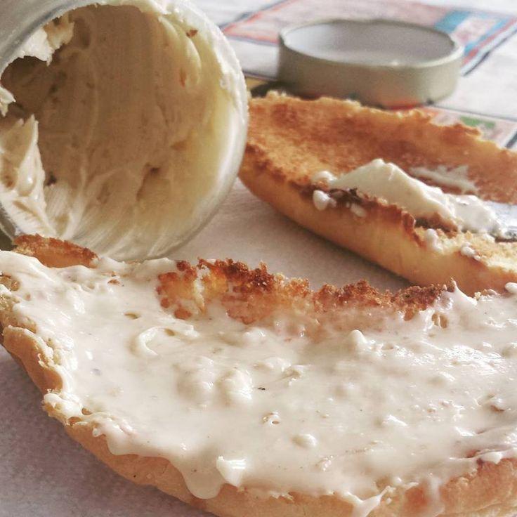 Enjoy your breakfast with Hazelnut Cream on a slice of warm bread! #cream #breakfast #sweet #bread #tabarè #gourmet #food #sicily #hazelnut #nut #goodmorning #spread #sicilianfood