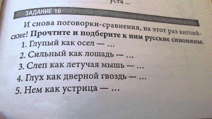 Пословицы. поговорки. фразеологизмы.