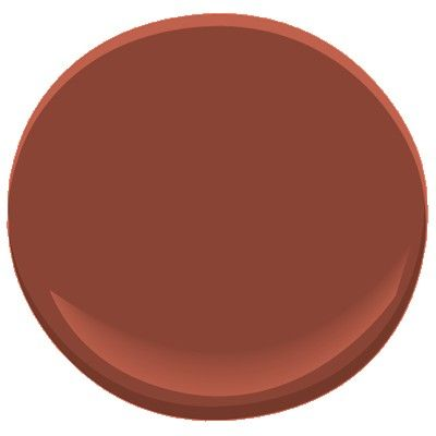 love this color! accent wall for kitchen. it's called tea from benjamin moore