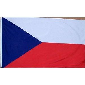 Czech Republic National Country Flag