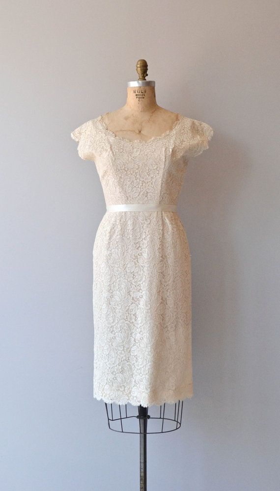 Styling idea for the Liesl + Co Bistro Dress: in lace for a really feminine look.