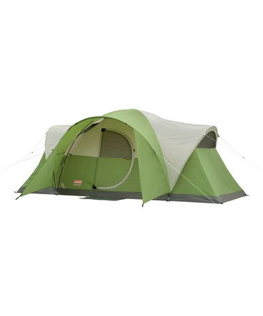 Loving this Montana Eight-Person Tent on #zulily! #zulilyfinds