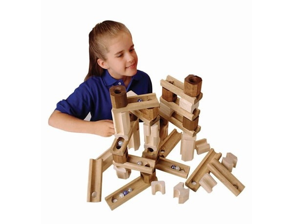 Wooden manipulative toys — photo 12