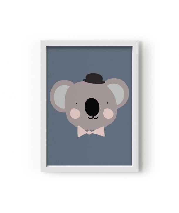 Poster Sir Koala